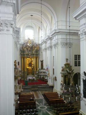 St. Francis Church in Warsaw fc07