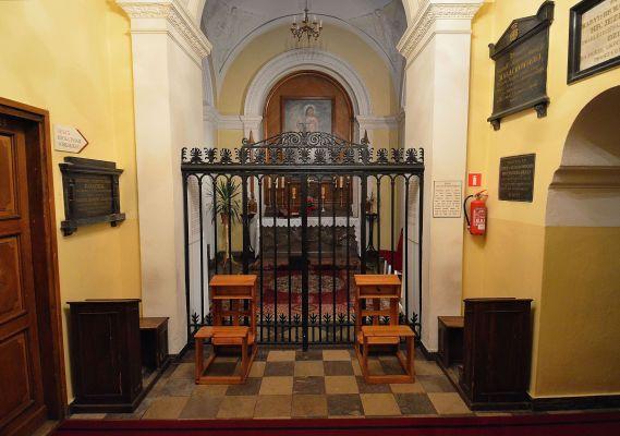 Kaplica Królewska kościół kapucynów 05