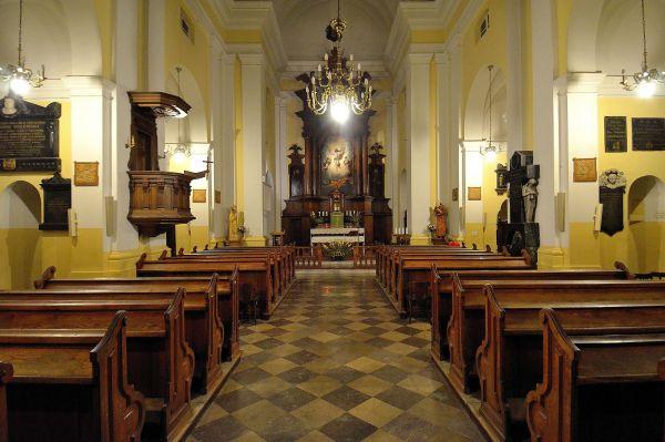 Kościół Kapucynów Warszawa 05