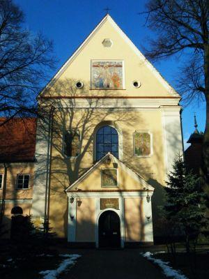 Kościół Świętej Trójcy Jarosław11