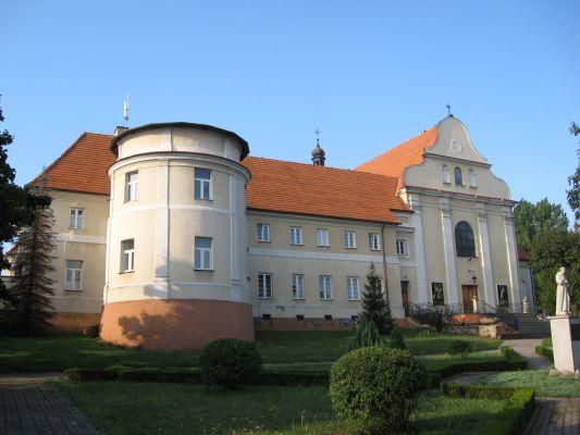 Konin - monastery