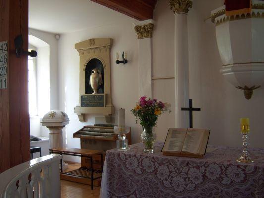 Kościół Ewangelicko - Reformowany w Żychlinie (3)