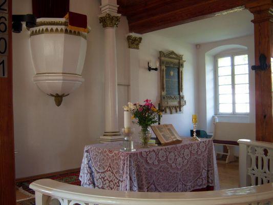 Kościół Ewangelicko - Reformowany w Żychlinie (4)