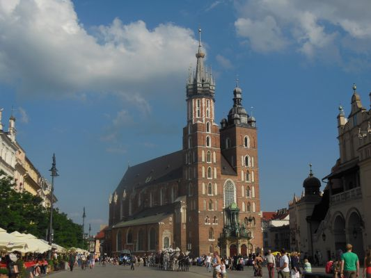 KościółMariacki-POL, Kraków