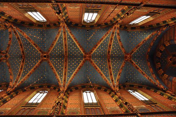 St. Mary's Basilica - vault