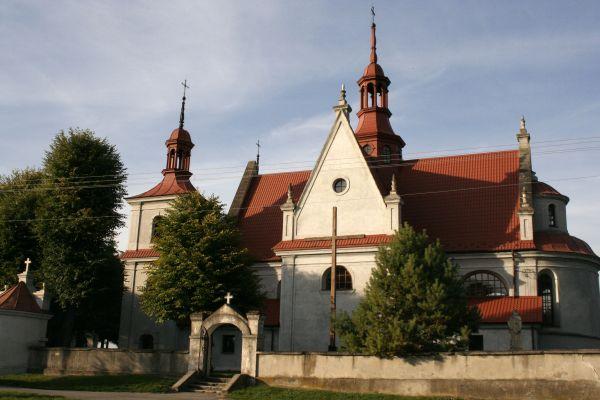 Kościół - Góry Wysokie 049