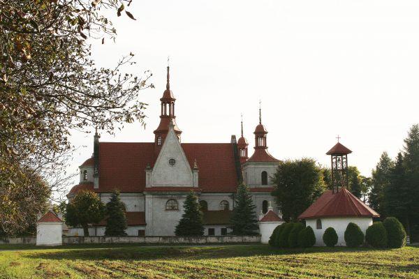 Kościół - Góry Wysokie 0131
