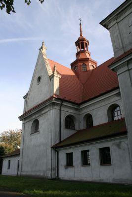 Kościół - Góry Wysokie 030