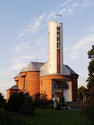 Zarzecze - kościół