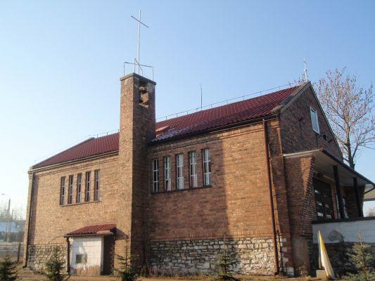 Strzemieszyce Małe kościół