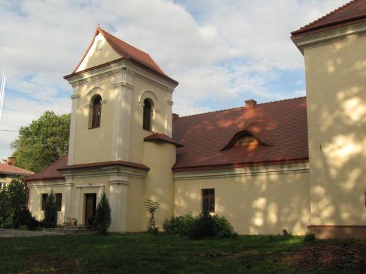 Klasztor w zespole klasztornym franciszkanów Horyniec Zdrój