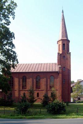 Szydlowo church