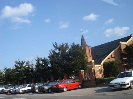 wiątynia w Brzezinach