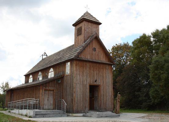 Łochów kościół pw św Stanisława Kostki