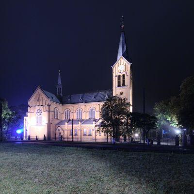 Bytom Kościół Najświętszego Serca Pana Jezusa 19 09 2011 P9190197