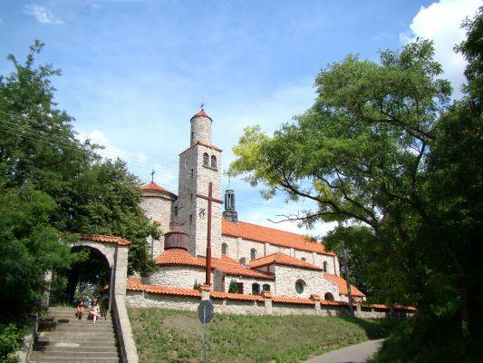 Kościół w Jankowicach Kościelnych