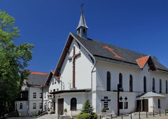 Kościół par. pw. NSPJ w Jastrzębiu-Zdroju2