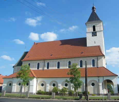 Kościół pw. Najświętszego Serca Pana Jezusa w Zagwiździu