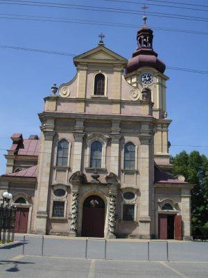 Boguszowice Rybnik church