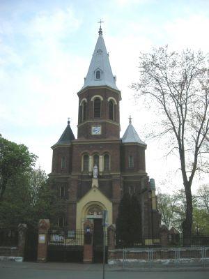 Lubien Kujawski church