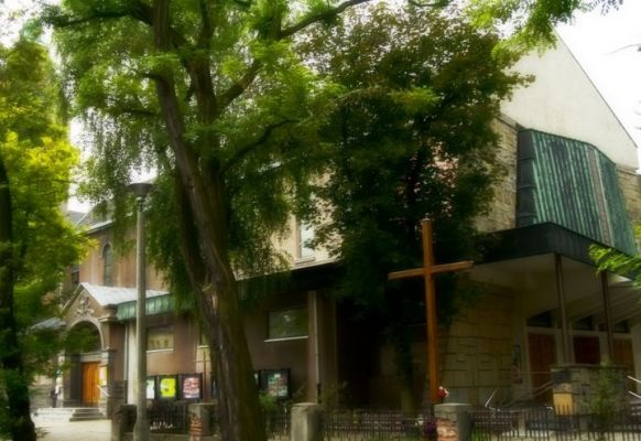 Kościół Najświętszego Serca Pana Jezusa w Opolu