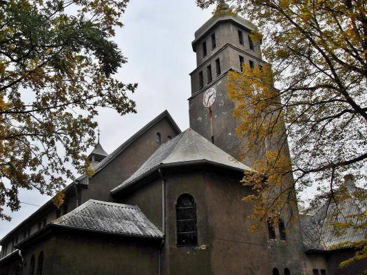 Kościół w Piecach