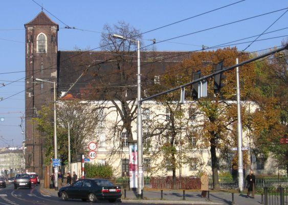 Wroclaw BiblUniw i NMP na Piasku