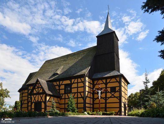 Lubin, Kościół Narodzenia NMP - fotopolska.eu (229274)