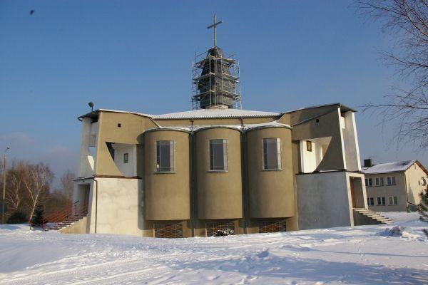 Kościół par. Jaworzno Długoszyn 12