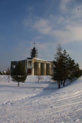 Kościół par. Jaworzno Długoszyn 1