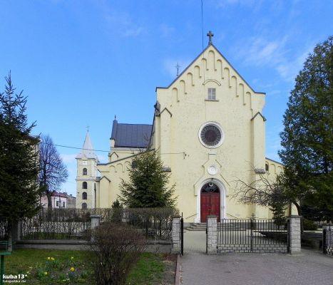 Oleszyce, Kościół Narodzenia NMP - fotopolska.eu (302822)