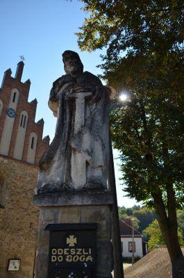 Czchów, kościół par. p.w. Narodzenia NMP, 1364, XV, XVIII 3