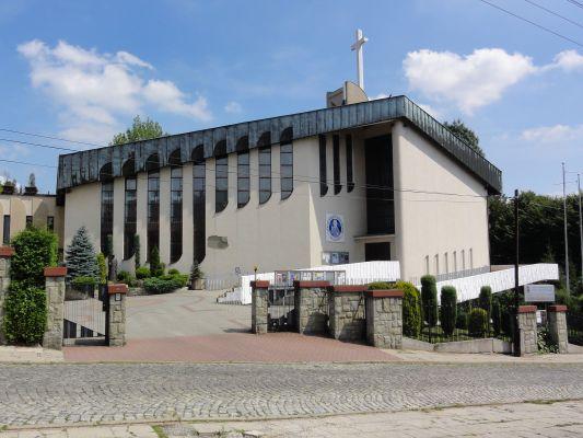 POL Bielsko-Biała Kościół NMP Królowej Polski 1