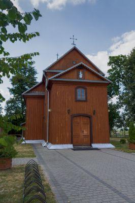 Kościół w Przegalinach Dużych