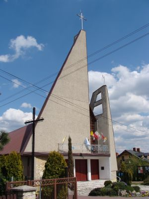 Trzebiesławice Kościół