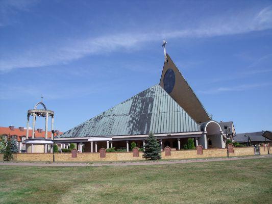 Tychy. Kościół p.w. św. Maksymiliana Kolbe1