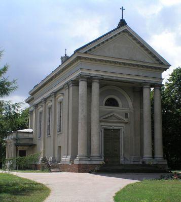 Kościół w Opinogórze