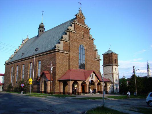 Kościół Podwyższenia Krzyża Świętego w Częstochowie