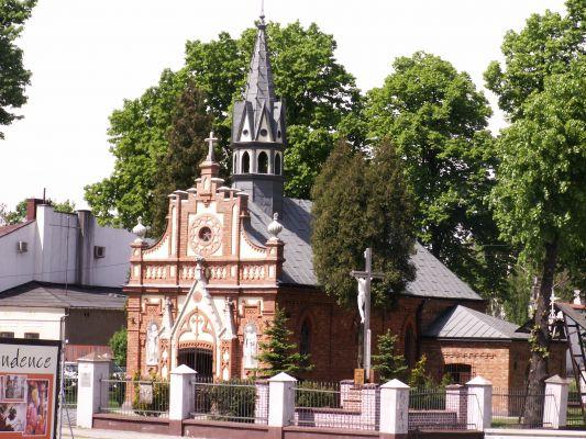 Kościół parafialny pw. Pana Jezusa Konającego w Częstochowie