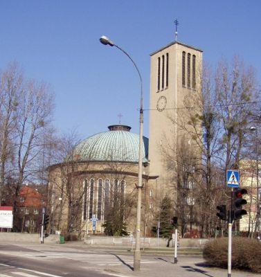 Kościół Podwyższenia Krzyża Świętego w Bytomiu