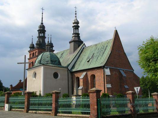 Church in Zwoleń