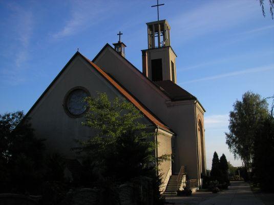 Strzebiń-katedra
