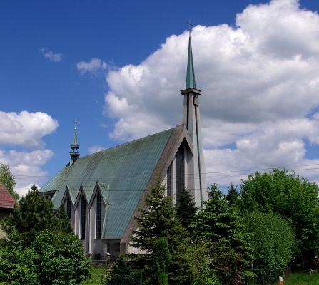 Jurków kościół 2