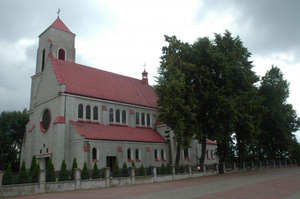 Parafia Rzymsko-Katolica Przemienienia Pańskiego (Wieliszew)