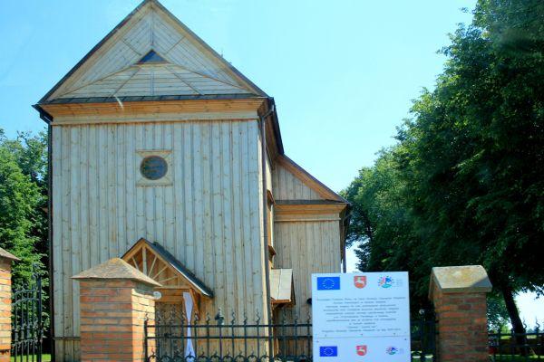 Rudno kościół