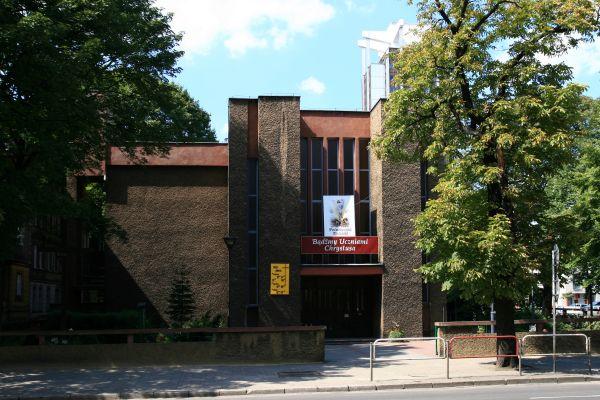 Katowice - Kościół pw. Przemienienia Pańskiego 01