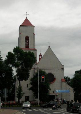 Kościół Przemienienia Pańskiego w Wieliszewie