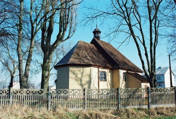Kościół pw. Przemienienia Pańskiego i św. Stanisława Przedwojewo koło Opinogóry