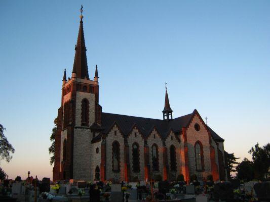 Kościół św. Mikołaja w Tarnowskich Górach-Reptach Śląskich