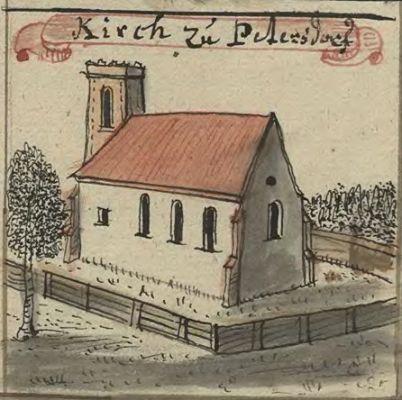 Petersdorf (Gleiwitz) Kirche